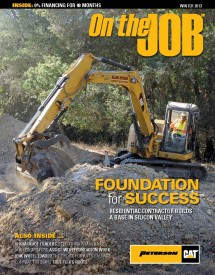 On_The_Job_By_Caterpillar_Publications_Cover